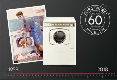 Bosch Kühlschrank 50er Jahre : Aeg:60 jahre lavamat bosch castrop rauxel miele waschmaschine